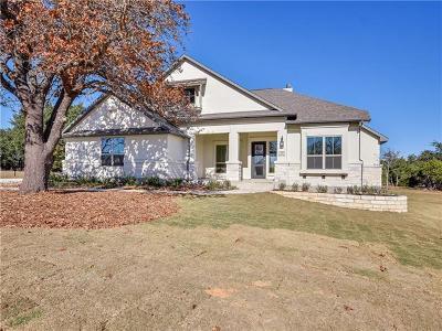 Liberty Hill Single Family Home For Sale: 408 Bold Sundown
