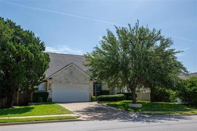 Cedar Park Single Family Home Pending - Taking Backups: 202 Trailridge Dr