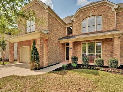 Manor Single Family Home For Sale: 11404 Terrace Meadow