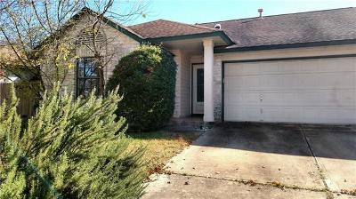 Single Family Home Pending - Taking Backups: 13903 Cambourne Dr