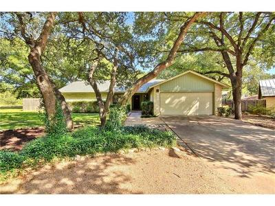 Austin Single Family Home Pending - Taking Backups: 4706 Red Stone Ct