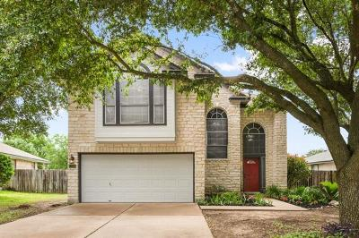 Pflugerville Single Family Home For Sale: 17245 Bushmills Rd