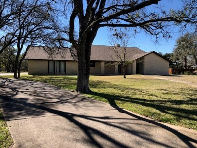 Single Family Home Pending - Taking Backups: 3305 Shady Valley Dr