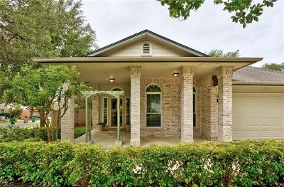 Austin Single Family Home For Sale: 2601 Dryden St