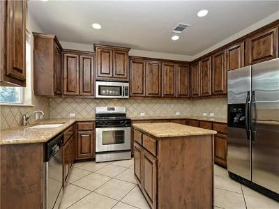 Round Rock Single Family Home For Sale: 3701 Fossilwood Way