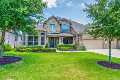 Austin Single Family Home For Sale: 17317 Rush Pea Cir