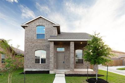 Leander Single Family Home For Sale: 1017 Britt Ln
