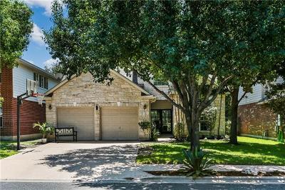 Cedar Park Single Family Home For Sale: 2205 Portwood Bend Cv