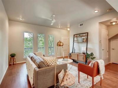 Travis County Condo/Townhouse For Sale: 3601 Las Colinas Dr #C