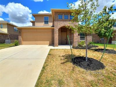 Leander Single Family Home Pending - Taking Backups: 904 Woodduck Trl