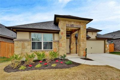 Leander Single Family Home For Sale: 2201 Bonavista Way