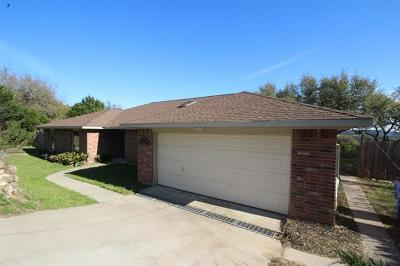 Single Family Home For Sale: 18407 E Lakeview Dr