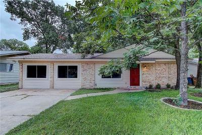 Austin Single Family Home For Sale: 9507 Oriole Dr