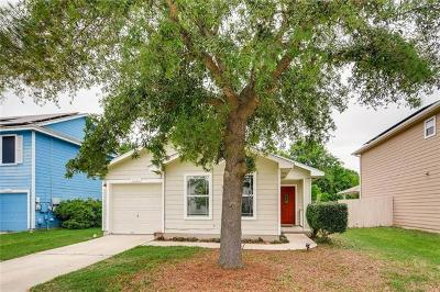 Austin Single Family Home For Sale: 3706 Sojourner St
