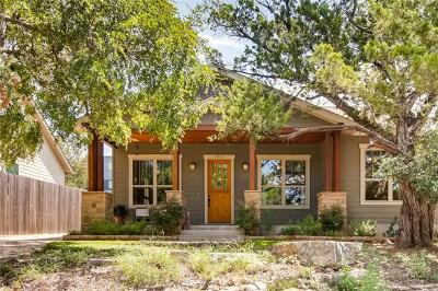 Austin Single Family Home For Sale: 2911 Chisholm Trl