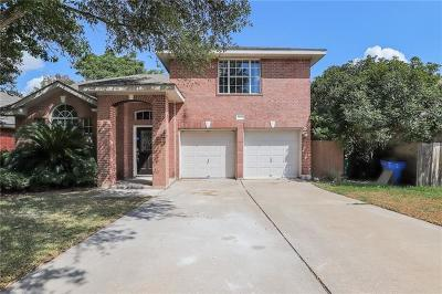 Pflugerville Single Family Home For Sale: 20821 Morgans Choice Ln