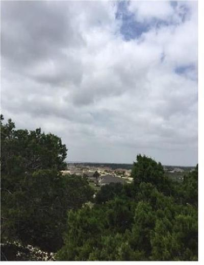 Leander Residential Lots & Land For Sale: 1505 Chalk Bluff Ct