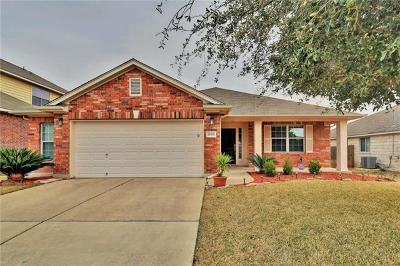 Austin Single Family Home For Sale: 12408 Timber Heights Dr