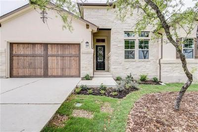 Dripping Springs Single Family Home For Sale: 658 Goodnight Trl