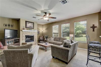 Leander Single Family Home For Sale: 504 Red Hawk Dr