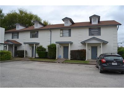 San Marcos Condo/Townhouse For Sale: 1602 Mill St #D