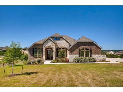 Dripping Springs Single Family Home For Sale: 17408 Avion Dr