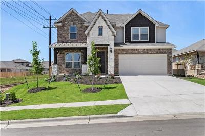 Leander Single Family Home For Sale: 113 Red Matador Ln