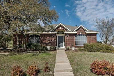 Travis County Single Family Home Pending - Taking Backups: 7700 Callbram Ln