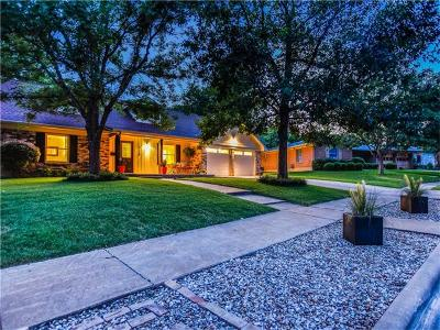 Austin Single Family Home For Sale: 6116 Rickey Dr