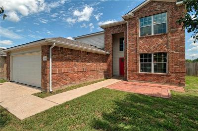 Cedar Park Single Family Home For Sale: 1606 Gouda Ct