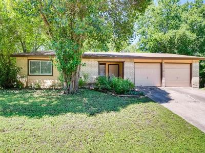 Austin Single Family Home For Sale: 5228 Meadow Creek Dr