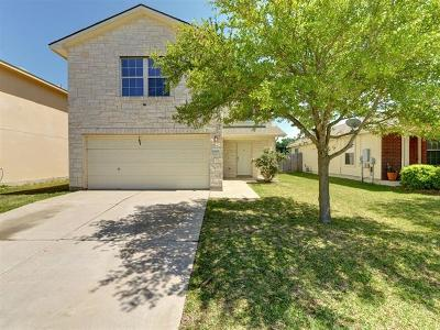 Hays County, Travis County, Williamson County Single Family Home For Sale: 6705 Savanna Canyon Dr