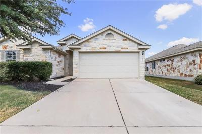 Pflugerville, Round Rock Single Family Home For Sale: 18921 Keeli Ln