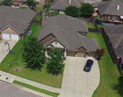 Round Rock Single Family Home Coming Soon: 2238 Aaron Ross Way