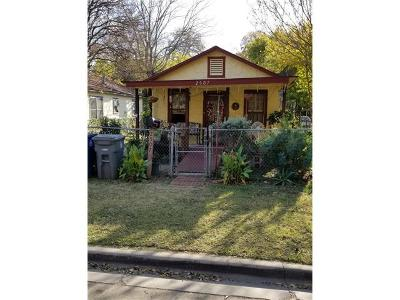 Single Family Home For Sale: 2507 E 4th St