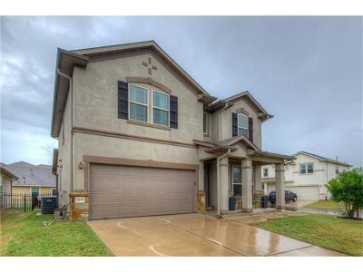Travis County Single Family Home For Sale: 6216 Aviara Dr #E-16