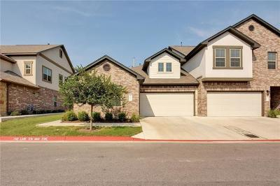 Cedar Park Condo/Townhouse For Sale: 2304 S Lakeline Blvd #404