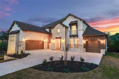 Leander Single Family Home For Sale: 3744 Goodnight Trail