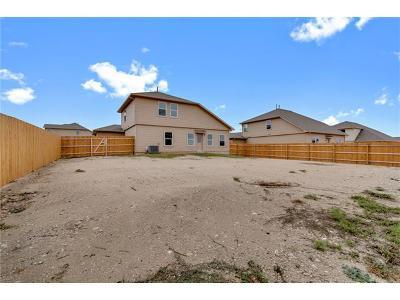 Kyle Single Family Home For Sale: 290 James Adkins Dr
