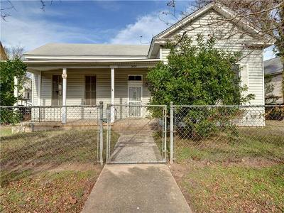 Austin Single Family Home For Sale: 1008 E 9th St