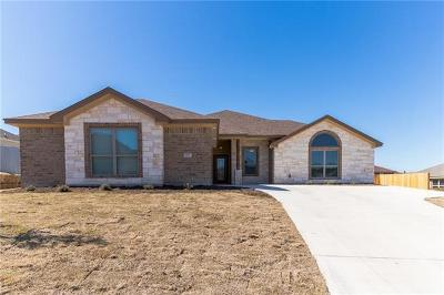 Harker Heights Single Family Home For Sale: 2527 Faux Pine Dr