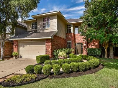Cedar Park Single Family Home For Sale: 109 Cluck Creek Trl