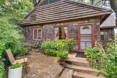 Austin Single Family Home For Sale: 800 Columbus St