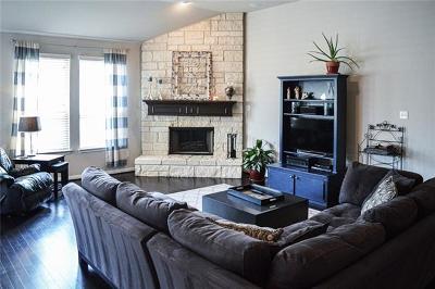 Manor Single Family Home For Sale: 13712 Glen Mark Dr