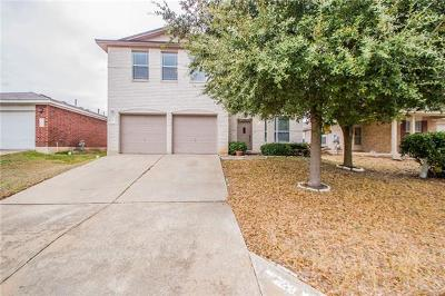Elgin Single Family Home For Sale: 17728 Prairie Verbena Ln