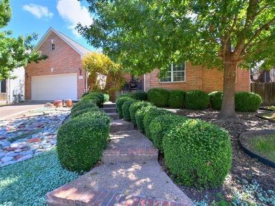 Austin Single Family Home For Sale: 8225 Phantom Canyon Dr