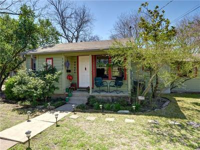 Single Family Home For Sale: 1701 Alegria Rd