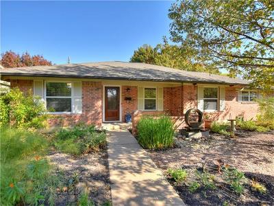 Travis County Single Family Home For Sale: 2704 Benbrook Dr