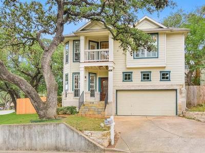 Austin Single Family Home Pending - Taking Backups: 601 Twelve Oaks Ln