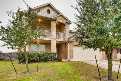 San Marcos Single Family Home For Sale: 709 Harwood Dr